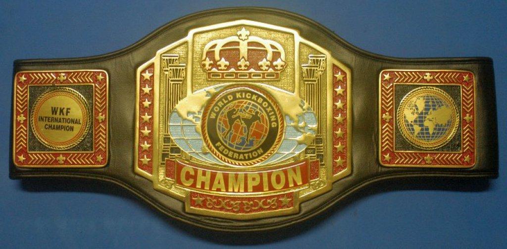 wkf-international-champion-belt