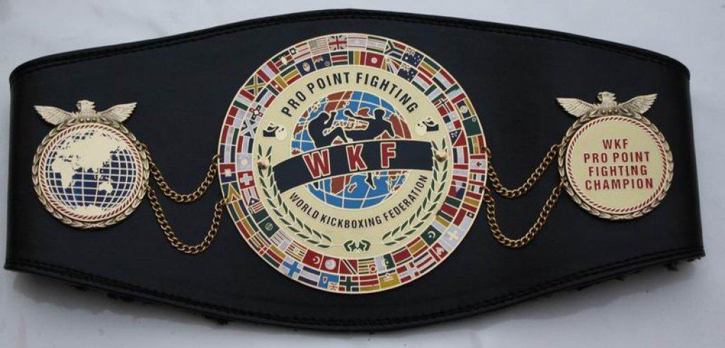 WKF PPF-Pro point fighting belt