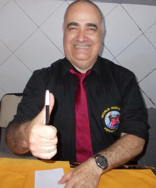 GUERRERO Fernando  WKF PPF World president