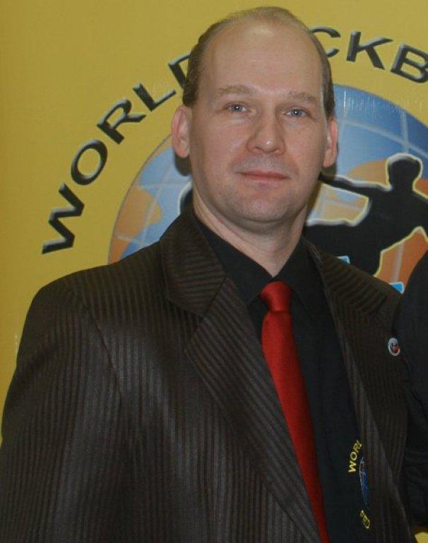 ROZMAN Istvan_HUN   WKF PRO World president