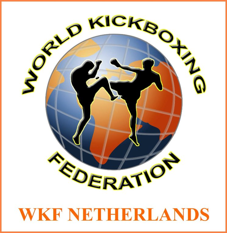 WKF NETHERLANDS logo