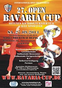 2014.09.27 Bavaria Cup, Germany