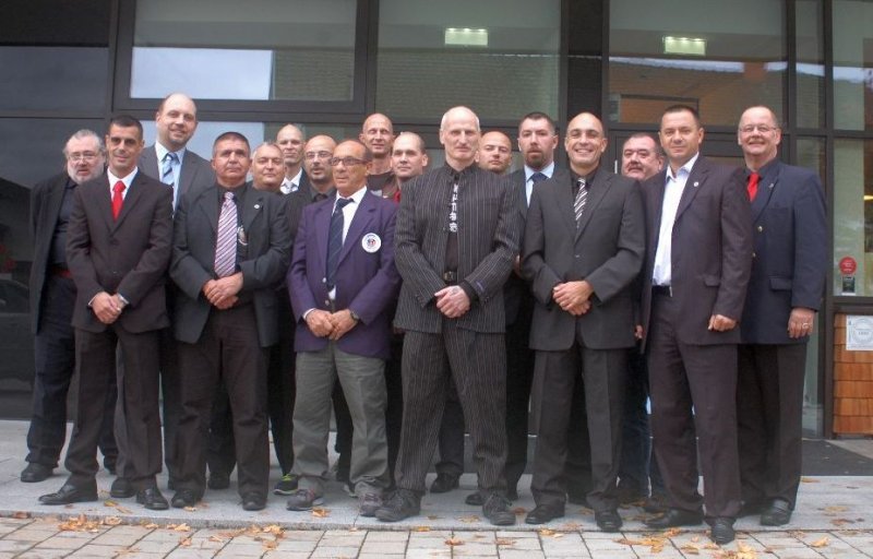 WKF officials 2013