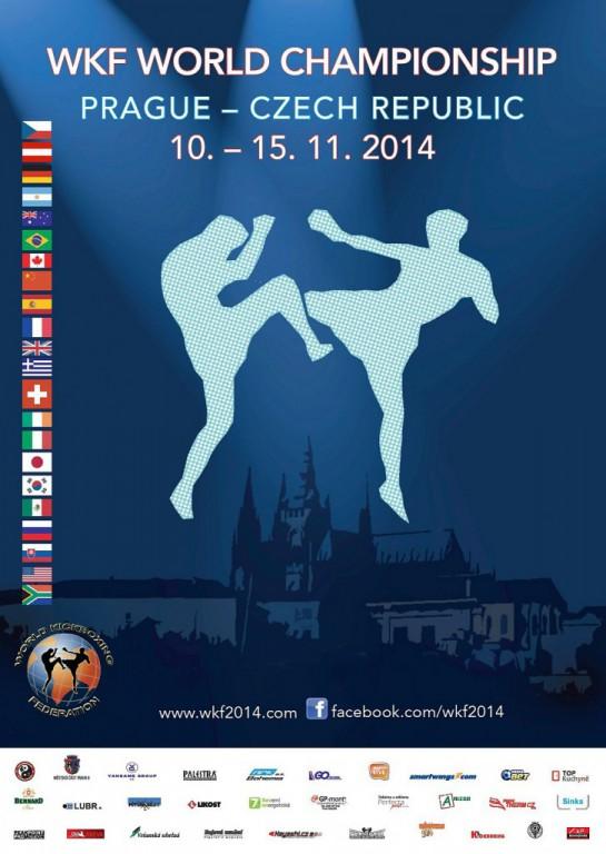 2014 WKF World championships in Prague