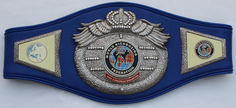 WKF MMA European champion