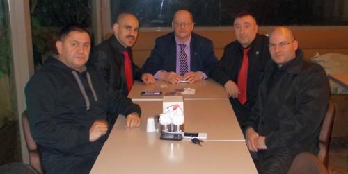 2015 meeting in Istanbul