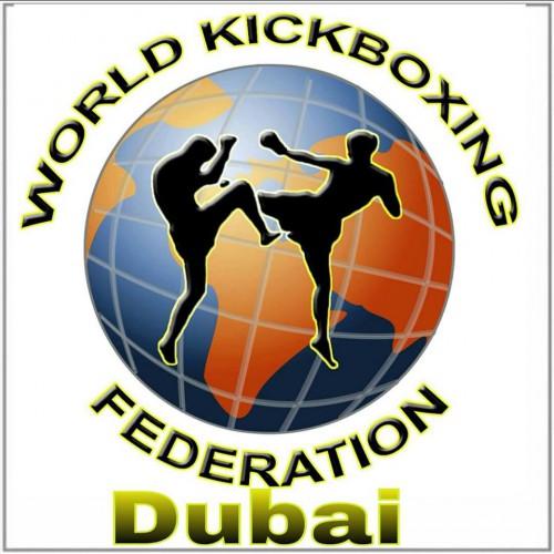 WKF DUBAI Logo