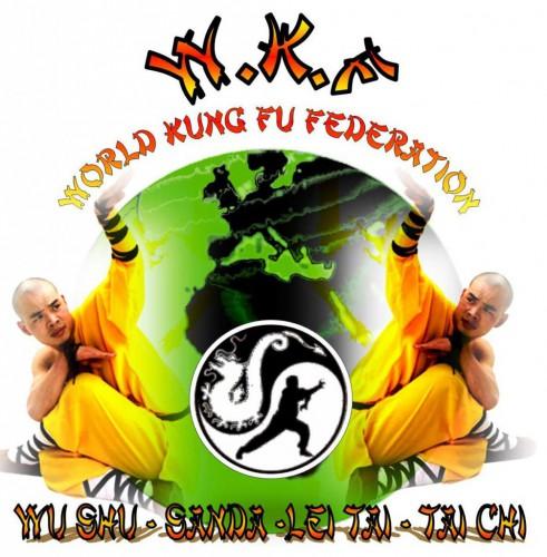 LOGO WKF KUNG FU