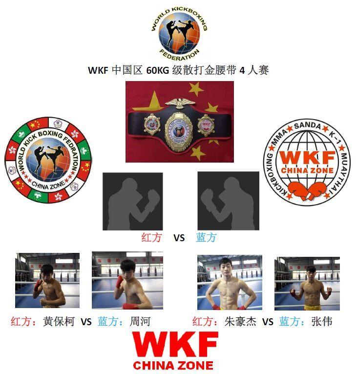 WKF CHINA