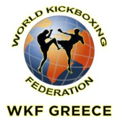 WKF GREECE Logo